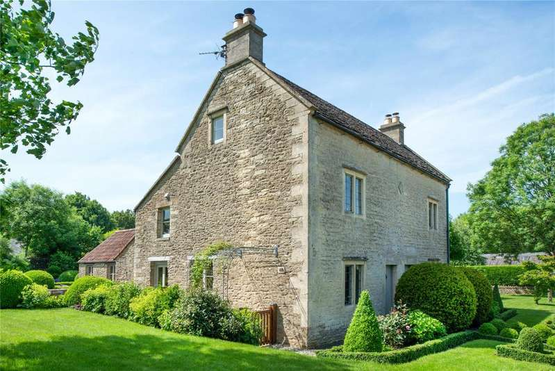4 Bedrooms Detached House for sale in Acton Turville, Badminton, GL9