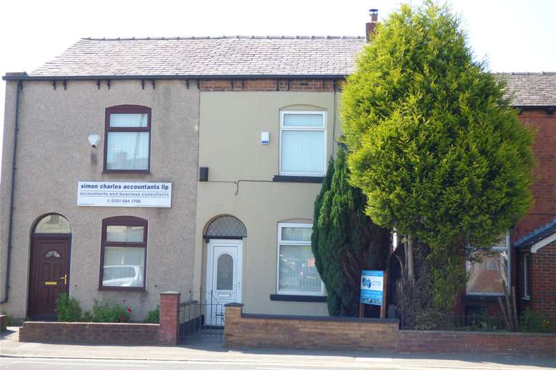 2 Bedrooms Semi Detached House for sale in Oldham Road, Failsworth, Greater Manchester, M35