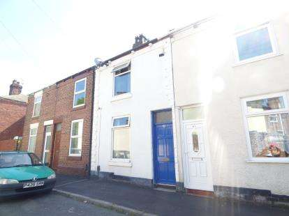 2 Bedrooms Terraced House for sale in Byron Street, Runcorn, Cheshire, WA7