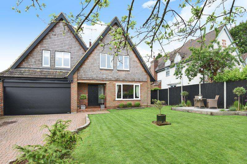 4 Bedrooms Village House for sale in Chearsley, Buckinghamshire