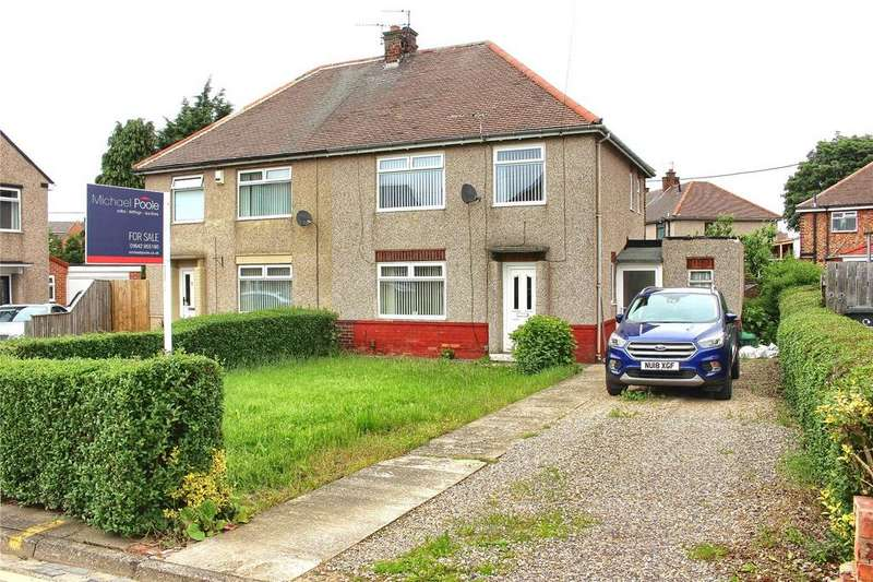 3 Bedrooms Semi Detached House for sale in Nab Close, Eston