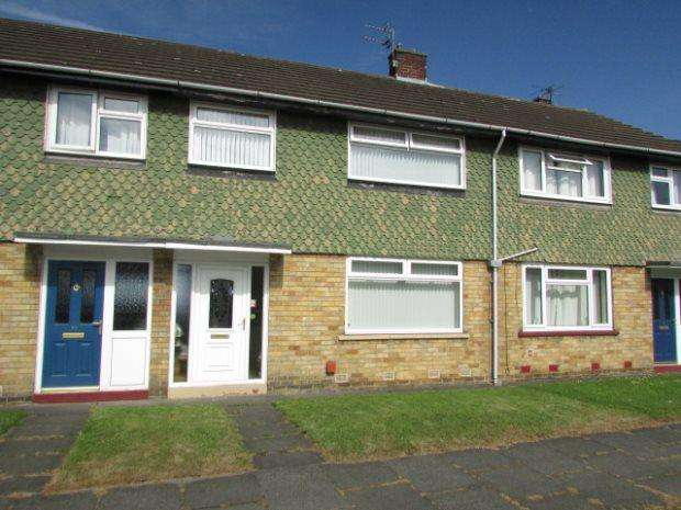 3 Bedrooms Terraced House for sale in ST ANDREWS ROAD, SPENNYMOOR, SPENNYMOOR DISTRICT