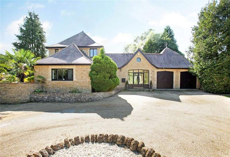 4 Bedrooms Detached House for sale in Little Norton, Norton Sub Hamdon, Stoke-Sub-hamdon, Somerset