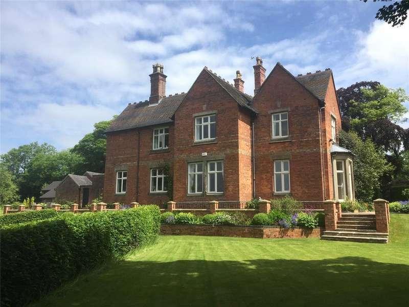 4 Bedrooms Detached House for sale in Parish Of Hulland, Ashbourne, Derbyshire, DE6