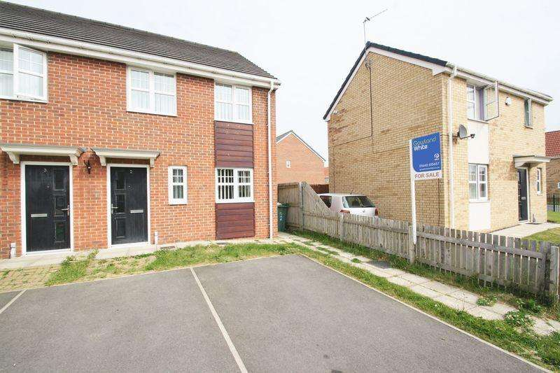 3 Bedrooms Semi Detached House for sale in Piper Knowle View, Stockton, TS19 8GW