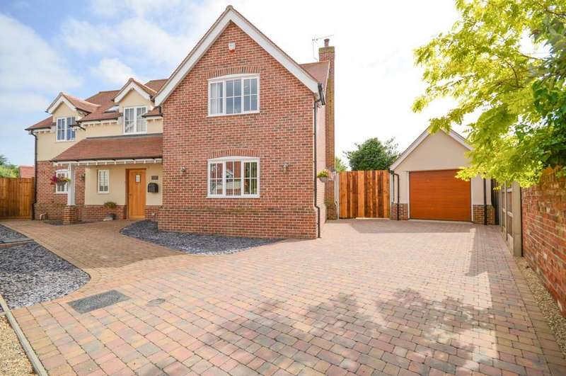4 Bedrooms Detached House for sale in Farm Road, Great Oakley