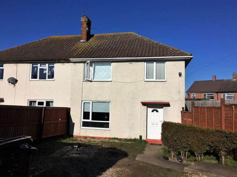 3 Bedrooms Semi Detached House for sale in Queensway, Melton Mowbray, LE13 0DN