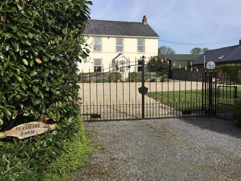 4 Bedrooms Detached House for sale in St. Clears