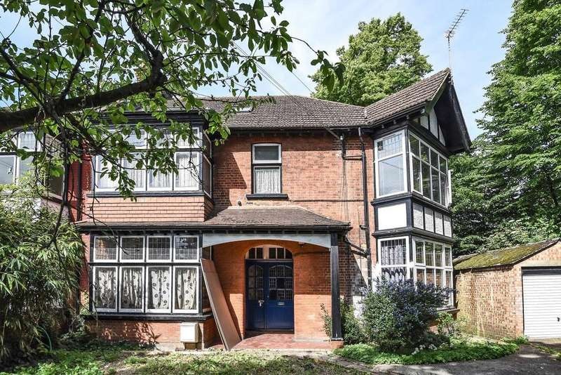 1 Bedroom Flat for sale in Conyers Road, Streatham
