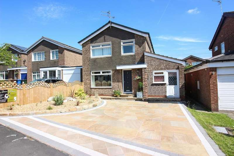 3 Bedrooms Detached House for sale in Turnstone Road, Offerton, Stockport, SK2