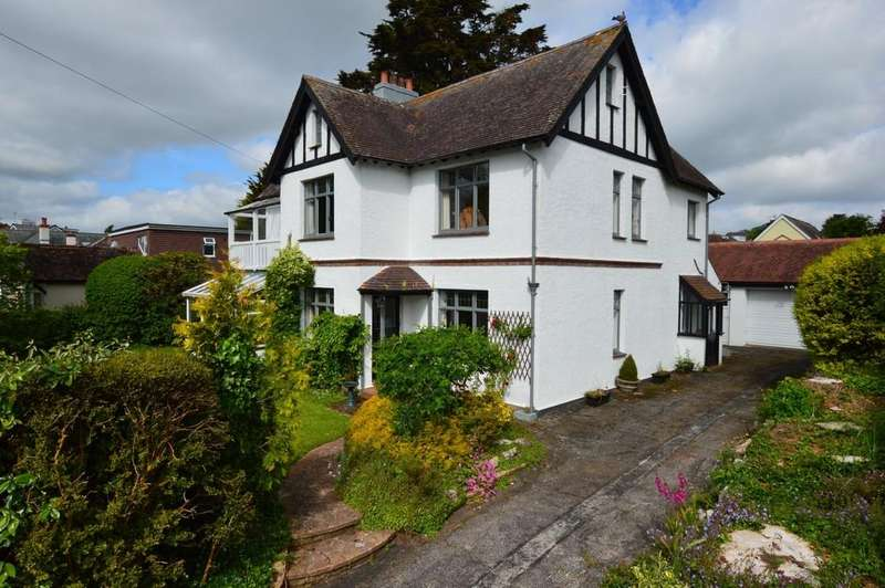 4 Bedrooms Detached House for sale in Barton, Torquay