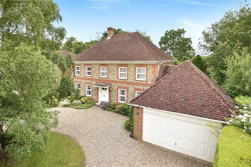 5 Bedrooms Detached House for sale in St. Huberts Close, Gerrards Cross, Buckinghamshire, SL9