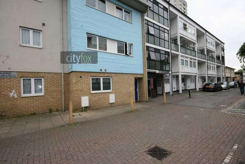 5 Bedrooms Maisonette Flat for sale in Chapman Street, Shadwell, E1