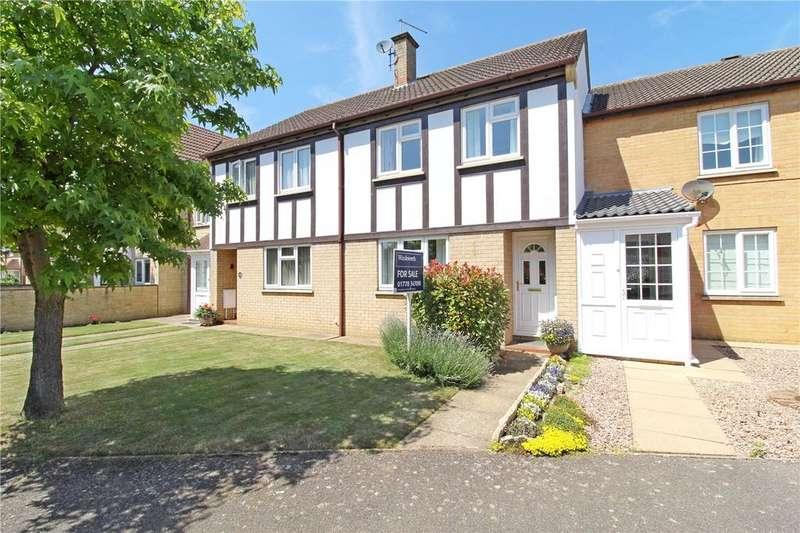 3 Bedrooms Terraced House for sale in Dixons Road, Market Deeping, Peterborough, PE6