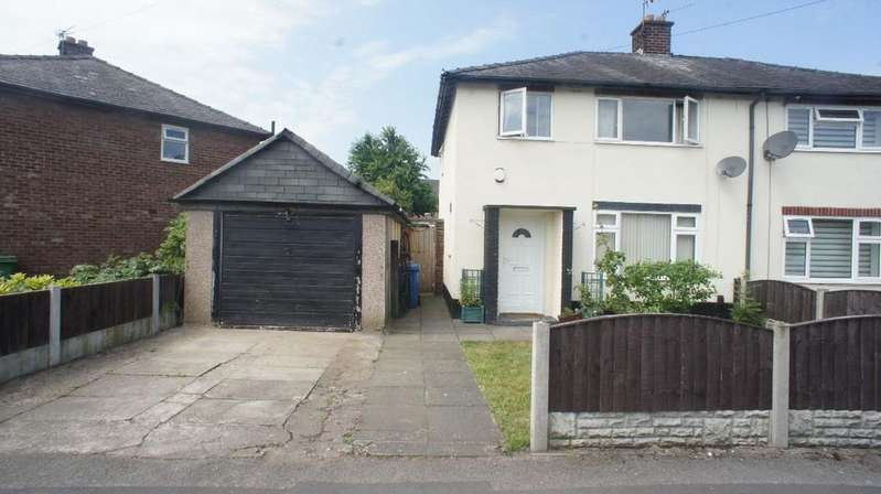 3 Bedrooms Semi Detached House for sale in Conway Avenue, Warrington