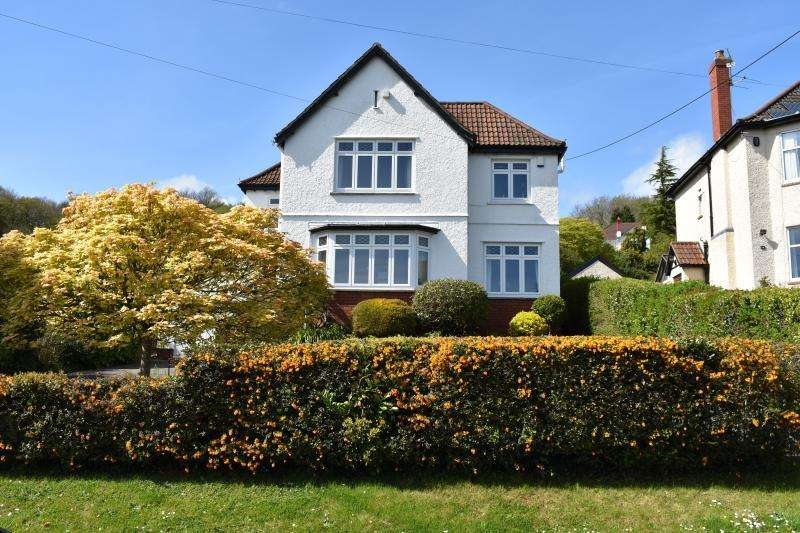 4 Bedrooms Detached House for sale in Long Ashton