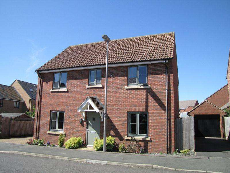 4 Bedrooms Detached House for sale in Weavers Lane, Milton Keynes