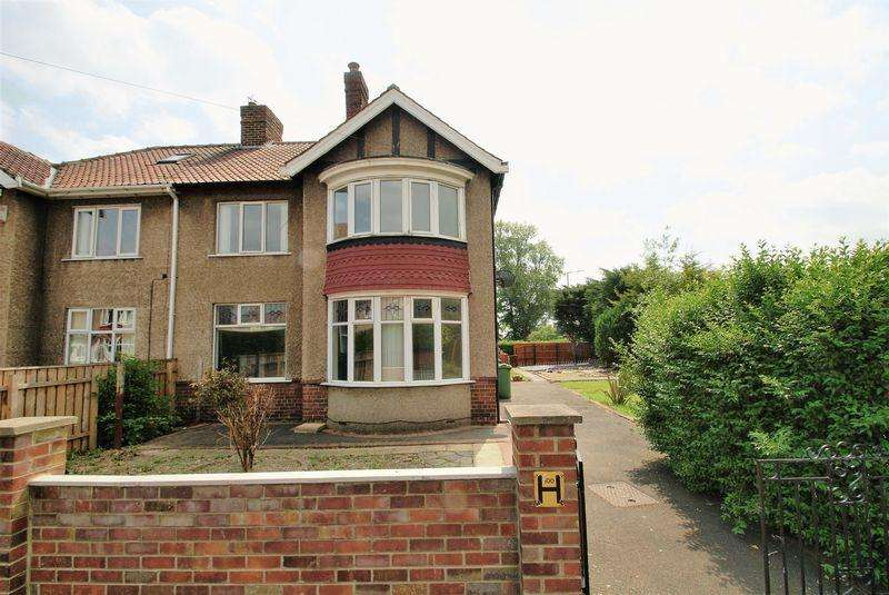 3 Bedrooms Semi Detached House for sale in Craigweil Crescent, Stockton-On-Tees