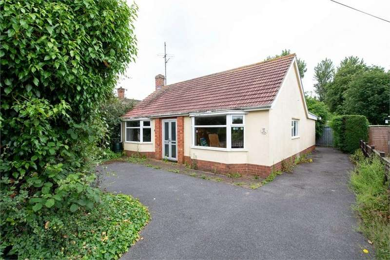 2 Bedrooms Detached Bungalow for sale in Church Green Road, Fishtoft, Boston, Lincolnshire