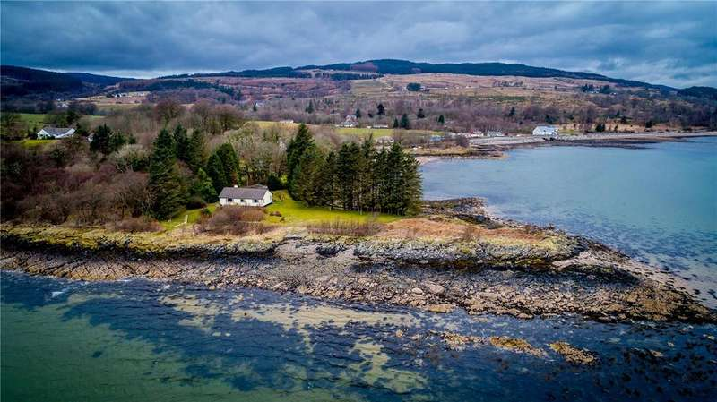 3 Bedrooms Unique Property for sale in Waters Edge, Inverneill, Ardrishaig, Lochgilphead, PA30