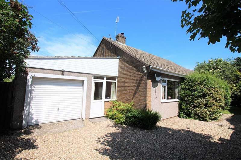 3 Bedrooms Detached Bungalow for sale in Quarry Road, Alveston, Bristol, BS35 3JJ