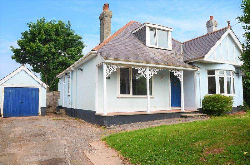 4 Bedrooms Bungalow for sale in GREENOVER ROAD BRIXHAM