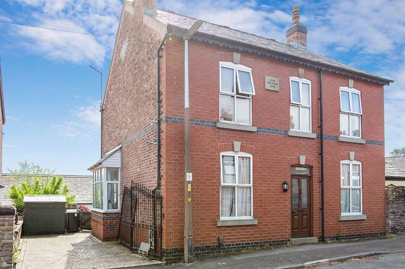 4 Bedrooms Detached House for sale in Peter Street, Macclesfield, SK11