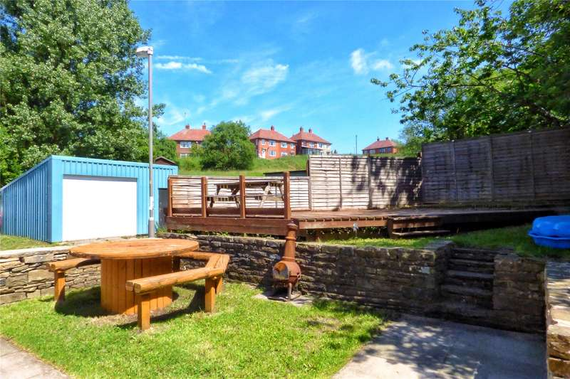 2 Bedrooms End Of Terrace House for sale in Park Road, Waterfoot, Rossendale, Lancashire, BB4