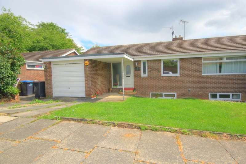 4 Bedrooms Semi Detached House for sale in Chillingham Road, Durham, DH1