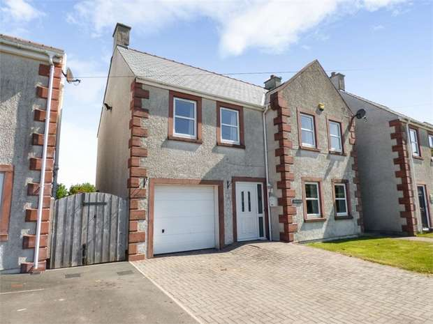 4 Bedrooms Detached House for sale in Langrigg, Langrigg, Wigton, Cumbria