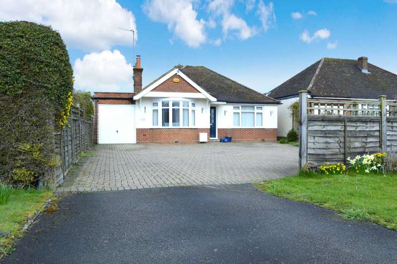 3 Bedrooms Detached Bungalow for sale in London Road, Aston Clinton
