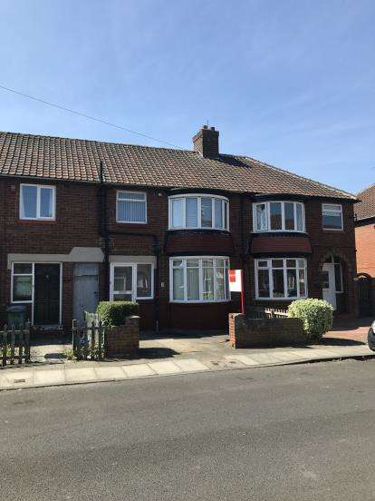 3 Bedrooms Terraced House for sale in Keithlands Avenue, Norton, Stockton On Tees