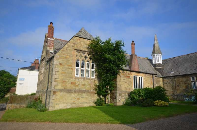 4 Bedrooms End Of Terrace House for sale in The Old School, British Road, St. Agnes