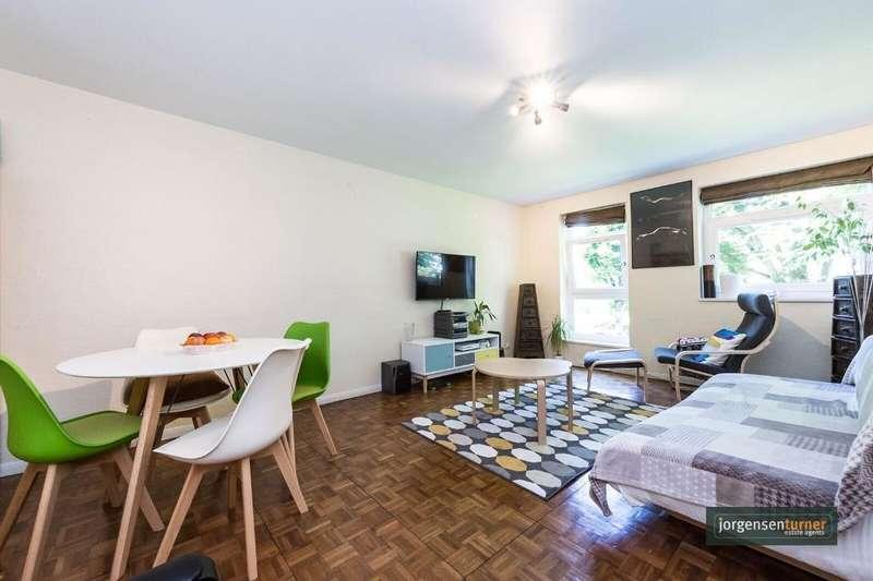 2 Bedrooms Flat for sale in Brondesbury Road, London, NW6 6AU