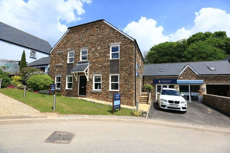 4 Bedrooms Semi Detached House for sale in Brixton, Plymouth