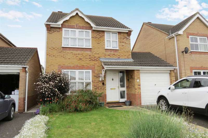 3 Bedrooms Detached House for sale in Forum Way, Sleaford