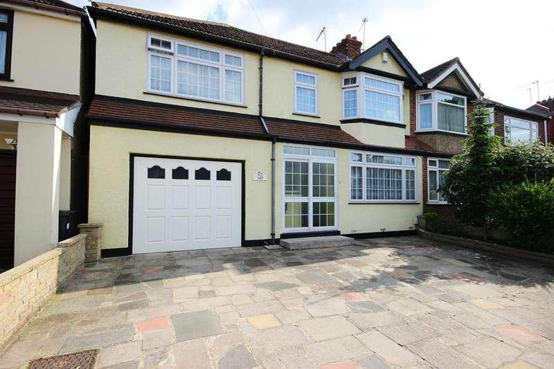 5 Bedrooms Semi Detached House for sale in Carterhatch Road, Enfield, London, EN3