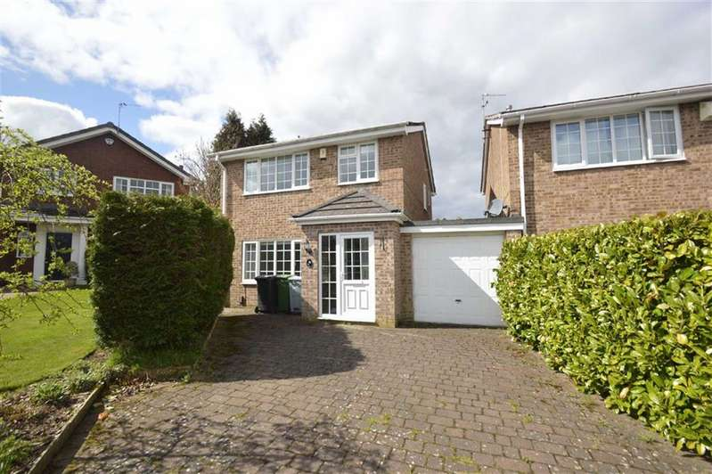 4 Bedrooms Detached House for sale in Amersham Close, Tytherington