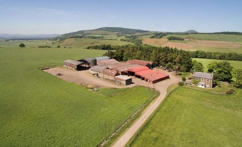 3 Bedrooms Farm Commercial for sale in Auchmuir Farm, Leslie, Glenrothes, Fife, KY6
