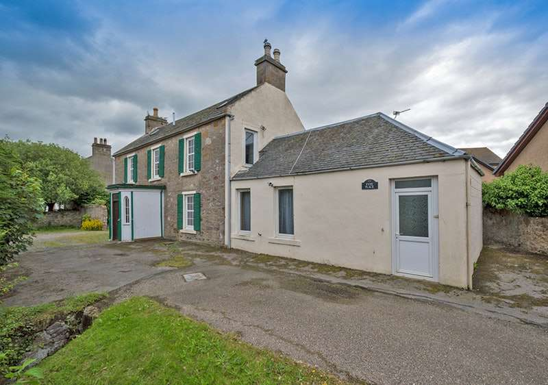 5 Bedrooms Detached House for sale in Bogton Place, Forres, Morayshire, IV36