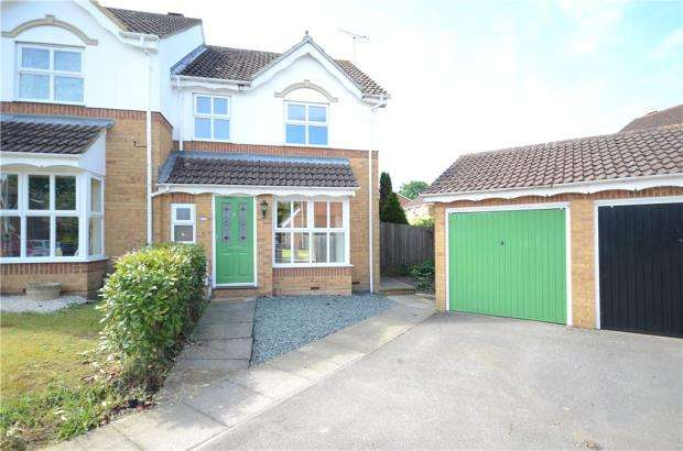 3 Bedrooms End Of Terrace House for sale in Mareshall Avenue, Warfield