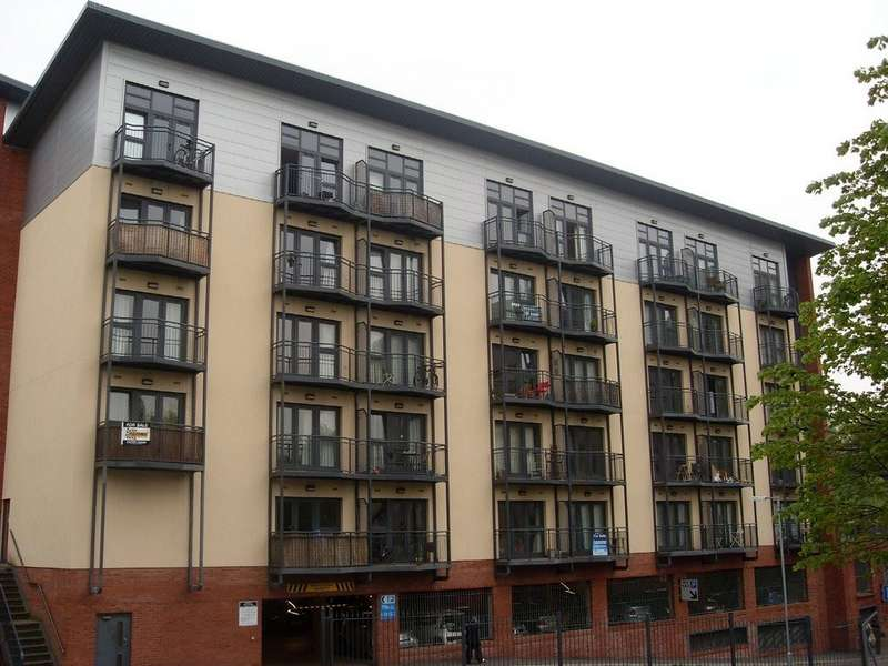 Property for sale in Marcus House, New North Road EX4