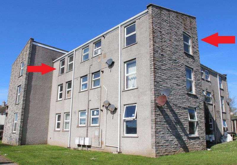 2 Bedrooms Property for sale in Hawkins Road, Newquay