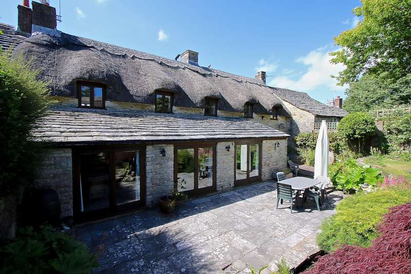2 Bedrooms Village House for sale in CORFE CASTLE