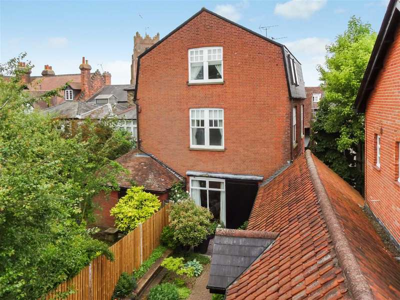 2 Bedrooms Apartment Flat for sale in The Warehouse, Market Place, Ingatestone