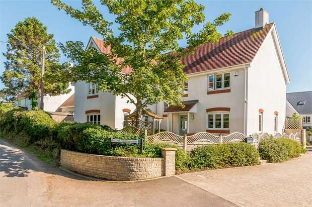 5 Bedrooms Detached House for sale in Wrington Road, Congresbury, Bristol, Somerset