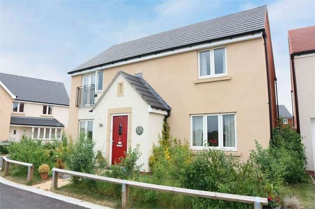 4 Bedrooms Detached House for sale in Oakbeer Orchard, Cranbrook, Exeter, Devon