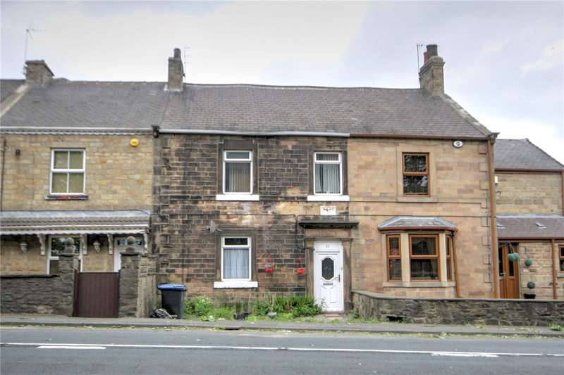 2 Bedrooms Terraced House for sale in Spring Gardens, West Auckland, Bishop Auckland, DL14