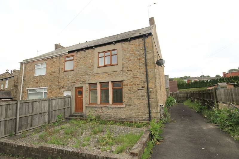 3 Bedrooms Semi Detached House for sale in Dipton, Stanley, County Durham, DH9