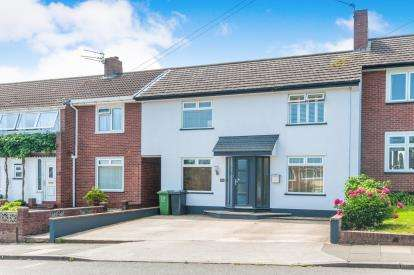 3 Bedrooms Terraced House for sale in Stoke Hill, Exeter, Devon